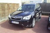 Forester 2.0D CVT Exclusive