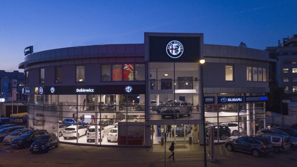 Salon Subaru, Alfa Romeo  Fiata i Abartha